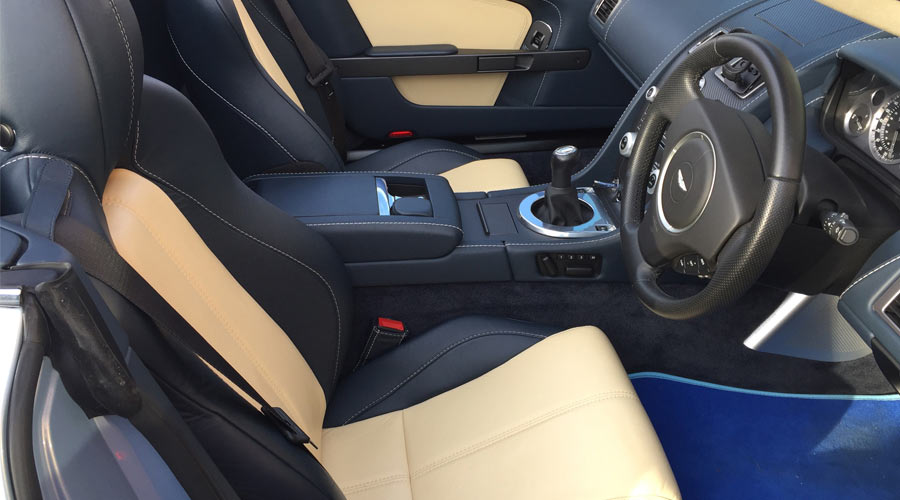 Modern Car Interior Repairs - Trimming & Upholstery Services