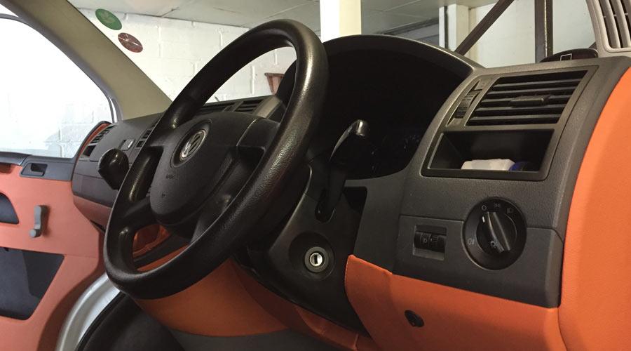 modern car interior upholstery dashboards trimming tfi motor trimmers. Black Bedroom Furniture Sets. Home Design Ideas